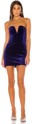 superdown Tana Strapless Mini Dress