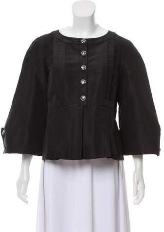 Chanel Paris-Salzburg Silk Jacket