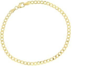 Bob C. Armor Bracelet 4.8mm 333yellow gold about 21cm 122245
