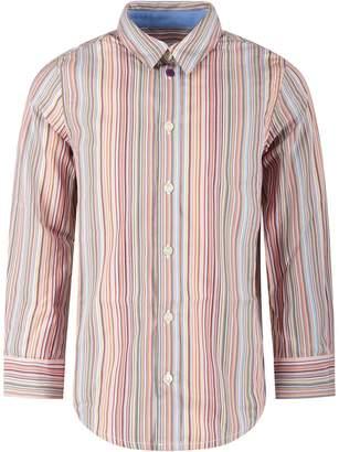 Paul Smith Multicolor Boy Striped Shirt