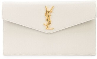 Saint Laurent Medium Monogram Clutch
