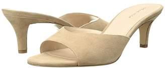 Pelle Moda Bex (Black Suede) Women's 1-2 inch heel Shoes