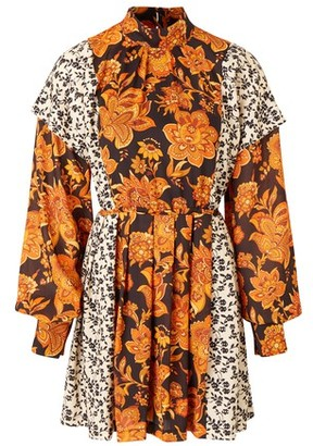 Dodo Bar Or Erin printed dress