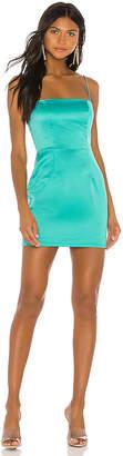 superdown Nory Zip Back Mini Dress