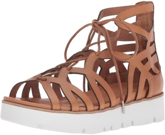 Tan Lace Up Wedges   Shop the world's
