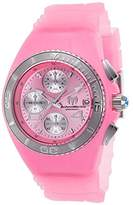 Technomarine Women's 'Cruise' Quartz Stainless Steel and Silicone Casual Watch, Color:Pink (Model: TM-115359)