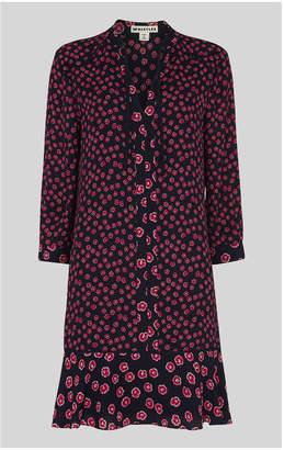 Whistles Lenno Print Shirt Dress