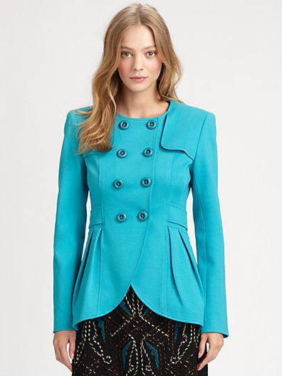 Nanette Lepore Falling Rain Jacket