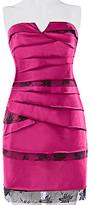 Generation mini dress by BCBG®