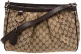 Gucci GG cloth crossbody bag