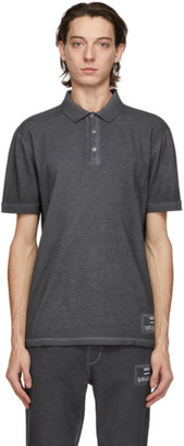 HUGO BOSS Grey Dural Polo
