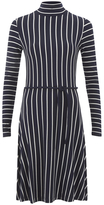 Designers Remix Women's Carrie Dress Navy/White