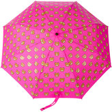 Moschino bear print umbrella - unisex - Polyester - One Size