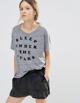 Sundry Sleep Under The Starts Tee