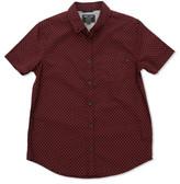 Indie Kids by Industrie Leroy SS Burg Shirt (Boys 8-14 Yrs)