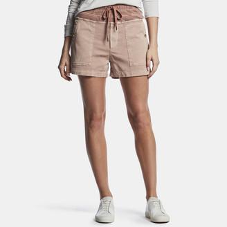 James Perse Cotton Slub Military Short
