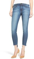Joe's Jeans Women's Blondie Step Hem Ankle Skinny Jeans