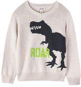 Hatley Roaring Dinosaur Sweater