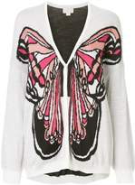Giamba butterfly cardigan