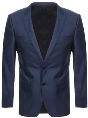 HUGO BOSS Boss Business Huge 6 Jacket Blue