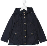 Moncler hooded parka - kids - Polyamide - 4 yrs