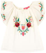 Derhy Kids Embroidered top