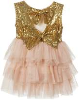 belababy 9-12m Baby Girl Sequins Dresses Birthday Photo Shooting Clothes