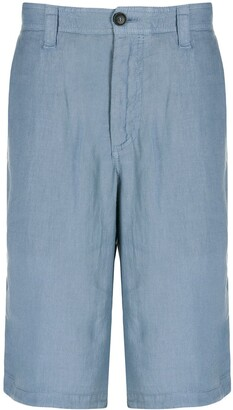 Emporio Armani Knee Length Bermuda Shorts