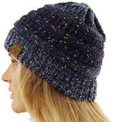 SK Hat shop CC Confetti Ombre Warm Chunky Soft Stretch Knit Slouch Beanie Skull Cap Hat