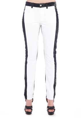 Givenchy Two-Tone Jeans