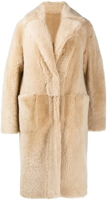 Manzoni 24 Reversible Single-Breasted Coat