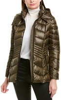 French Connection Quilted Coat