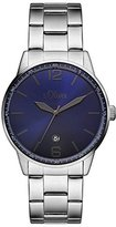 S'Oliver men's Quartz Watch Analogue Display and Stainless Steel Strap SO-3099-MQ