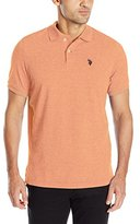 U.S. Polo Assn. Men's Twisted-Yarn Polo Shirt