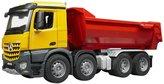 Bruder MB Arocs Halfpipe Dump Truck