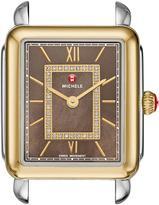 Michele 16mm Deco II Mid Timepiece Watch Head