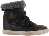 Coolway Black Rony Suede Boot