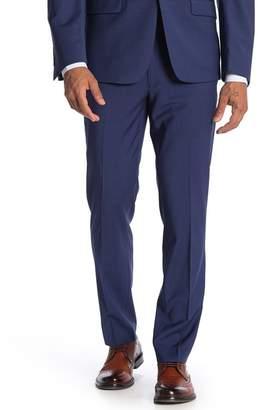 Calvin Klein Twill Blue Skinny Fit Suit Separate Pants