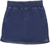 Splendid Girl Knit Denim Skirt