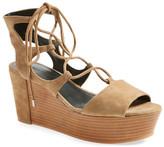 Rebecca Minkoff Cady Platform Wedge Sandal