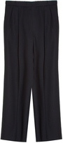 The Row Pleated Trousers