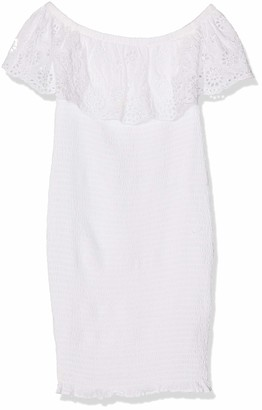 New Look 915 Girl's Shirred Dress