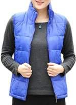 Women Rookay RK Womens Light Weight Sleeveless Down Jacket Packable Down Vest Outerwear