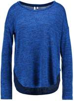 Banana Republic SIGNATURE SCOOP SNIT Jumper cobalt