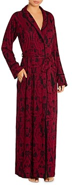 Jonquil Olivia Brocade Robe