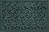 Bungalow Flooring Aqua Shield Dogwood Leaf Doormat