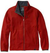 L.L. Bean Windproof Sweater Fleece Jacket