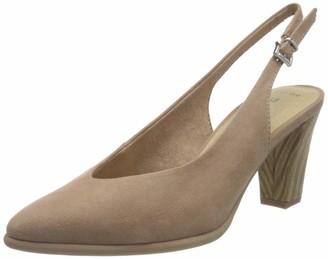 Marco Tozzi Women's 2-2-29601-24 Sling Back Sandals