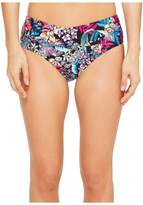 Kenneth Cole Tropical Tendencies Crossover Bikini Bottom