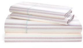 Lauren Ralph Lauren Ralph Lauren Claudia Stripe Queen Sheet Set Bedding